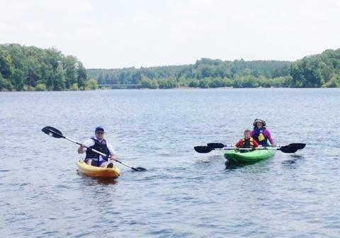 Tandem Kayak Rental