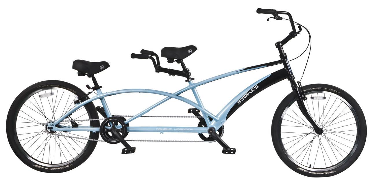 Tandem Trail Cruiser Bicycle