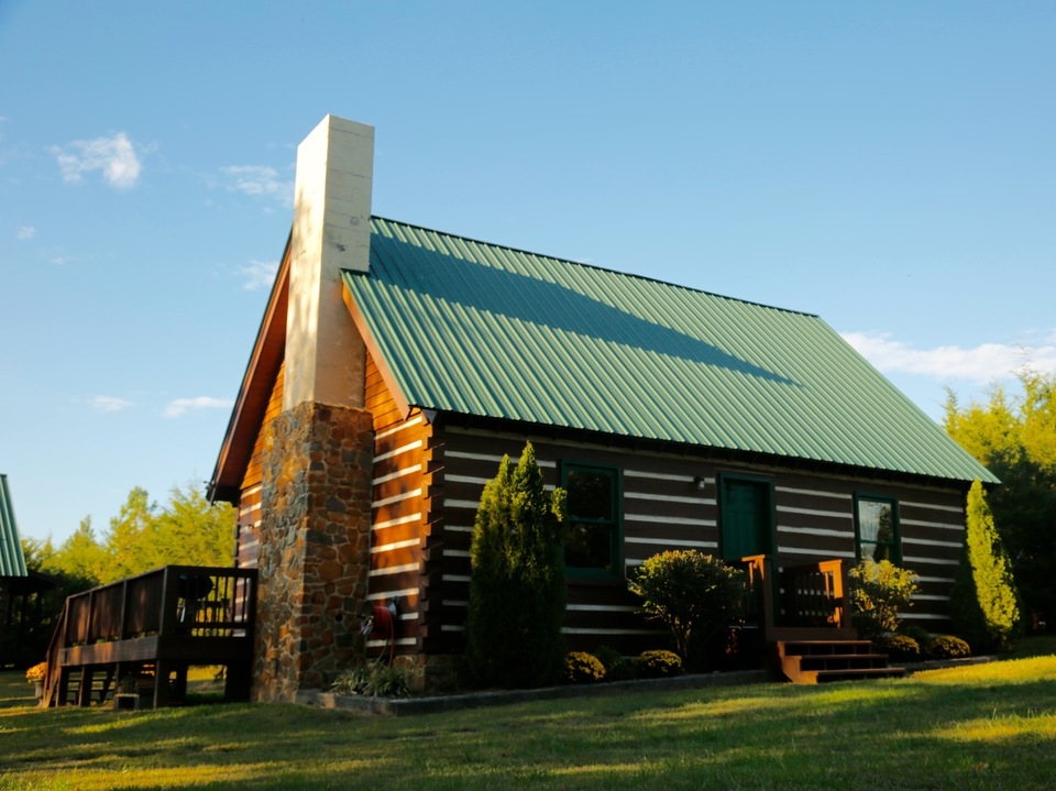 The Eagle's Nest Cabin - 3 Bedroom