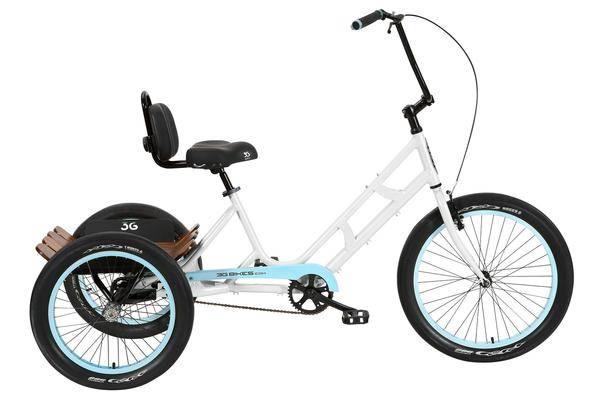 3-Wheel Cruiser Trike